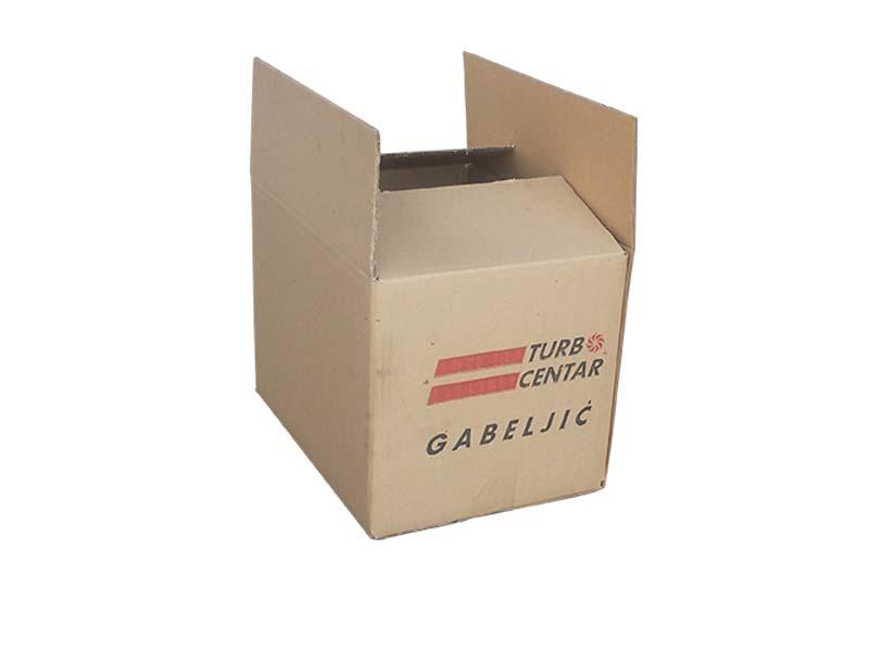 Transportna Amerikan kutija sa štampom